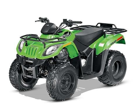2016 Arctic Cat 150 in Roscoe, Illinois