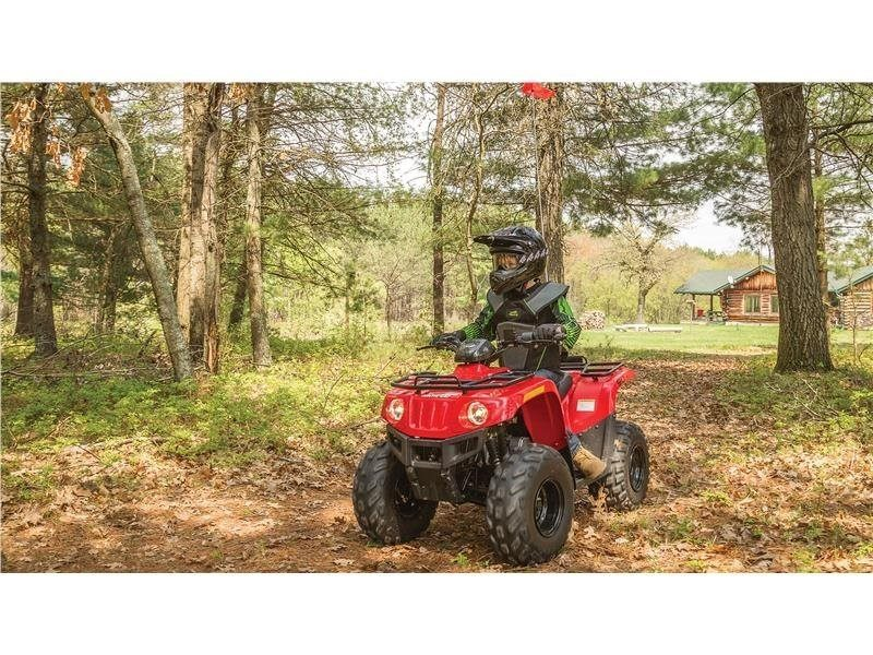 2016 Arctic Cat 90 in Hamburg, New York