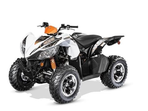 2016 Arctic Cat XC 450 in Black River Falls, Wisconsin