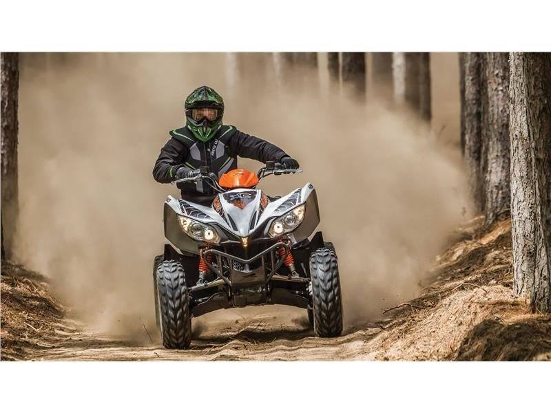 2016 Arctic Cat XC 450 in Trego, Wisconsin