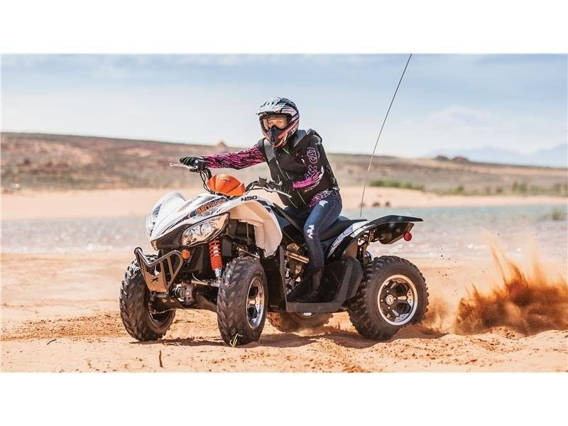 2016 Arctic Cat XC 450 in Barrington, New Hampshire