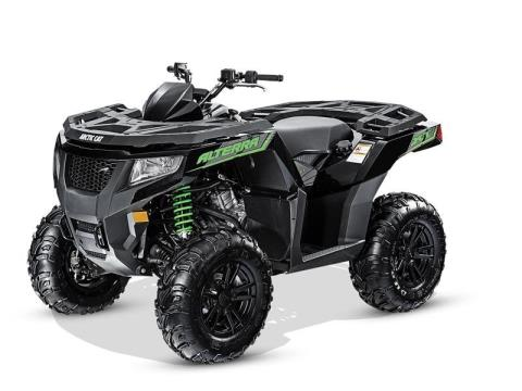 2016 Arctic Cat Alterra 500 XT in Roscoe, Illinois