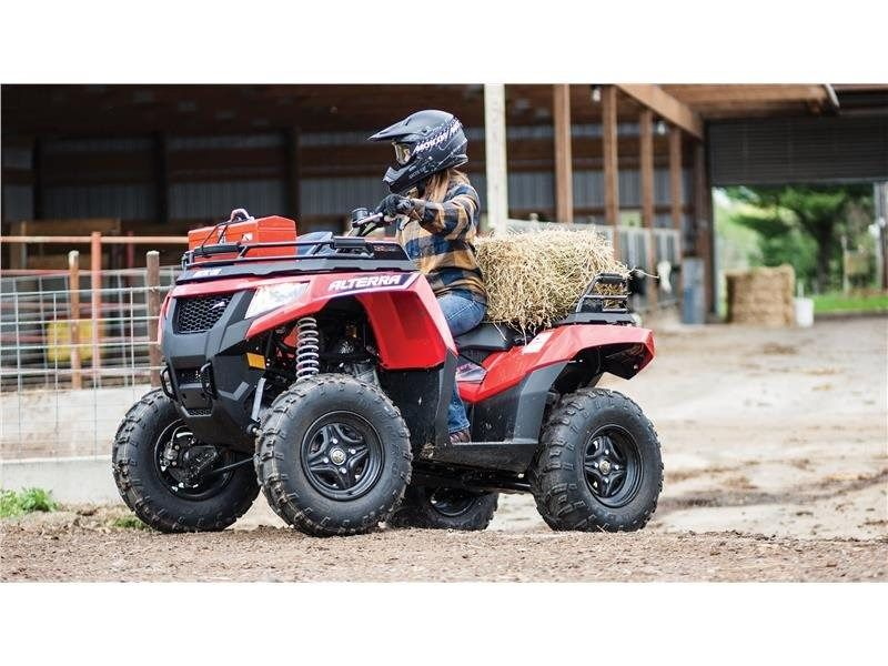 2016 Arctic Cat Alterra 550 in Mandan, North Dakota