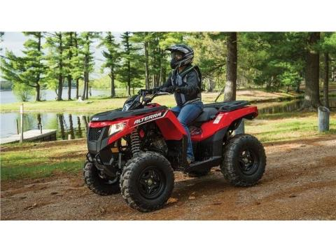 2016 Arctic Cat Alterra 550 in Ozark, Missouri