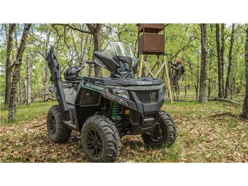 2016 Arctic Cat Alterra 550 XT in Zulu, Indiana