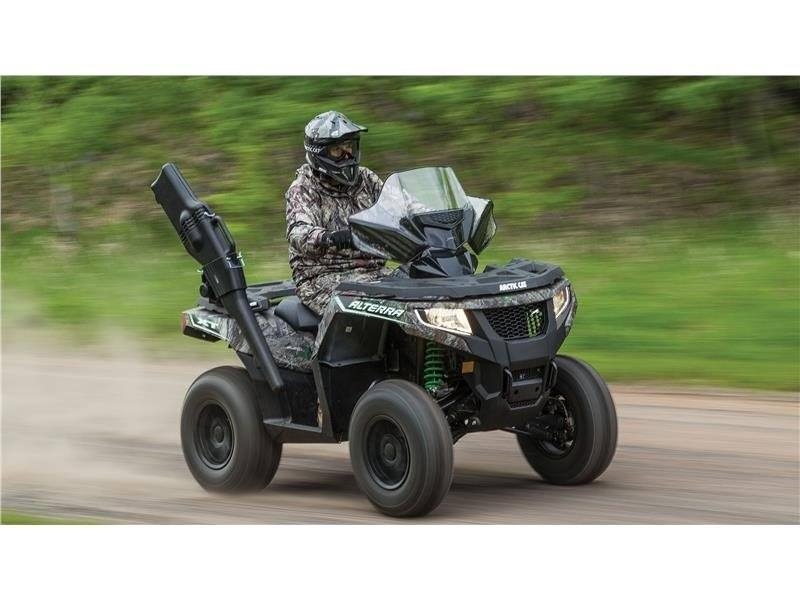 2016 Arctic Cat Alterra 550 XT in Rockwall, Texas