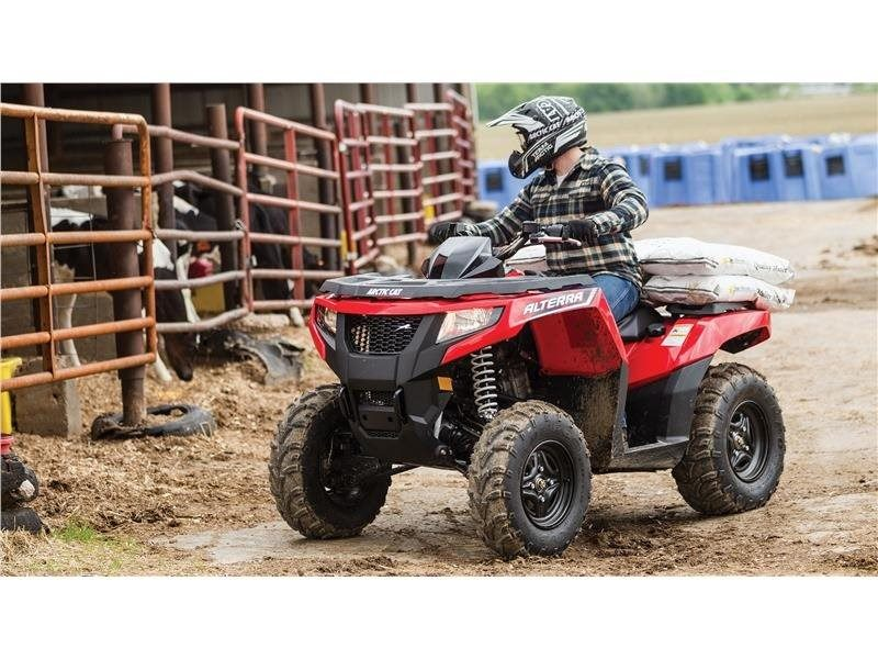 2016 Arctic Cat Alterra 700 in Safford, Arizona