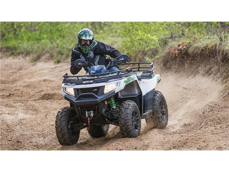 2016 Arctic Cat Alterra 700 XT in Roscoe, Illinois - Photo 2