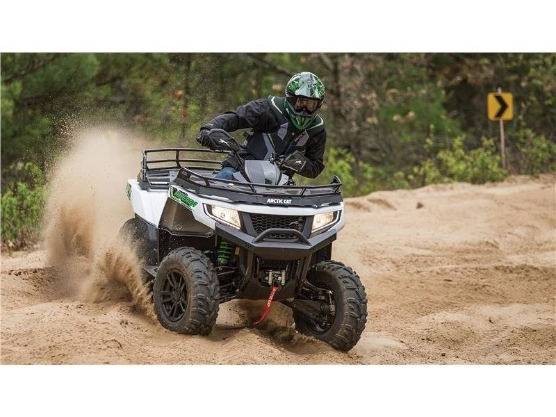 2016 Arctic Cat Alterra 700 XT in Safford, Arizona