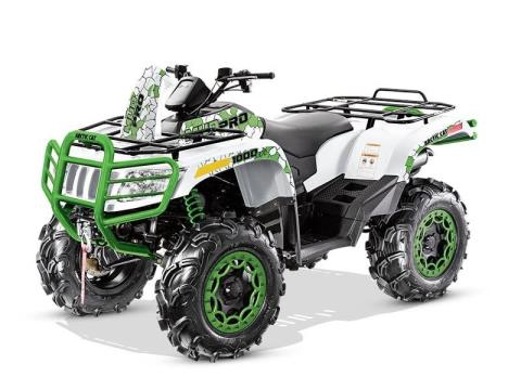 2016 Arctic Cat MudPro 1000 Special Edition in Ukiah, California