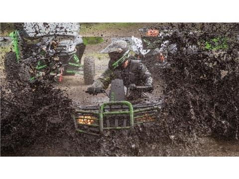 2016 Arctic Cat MudPro 700 Limited in Roscoe, Illinois - Photo 4