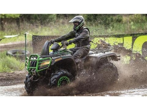 2016 Arctic Cat MudPro 700 Limited in Roscoe, Illinois - Photo 5