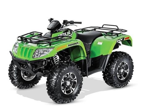 2016 Arctic Cat 1000 XT in Marlboro, New York