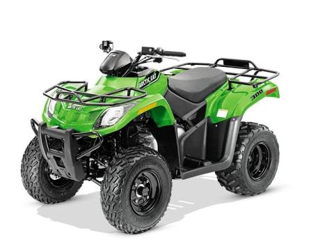 2016 Arctic Cat 300 in Ukiah, California