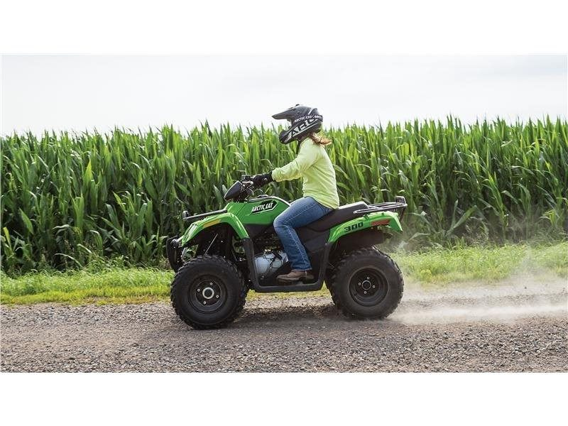 2016 Arctic Cat 300 in Mandan, North Dakota