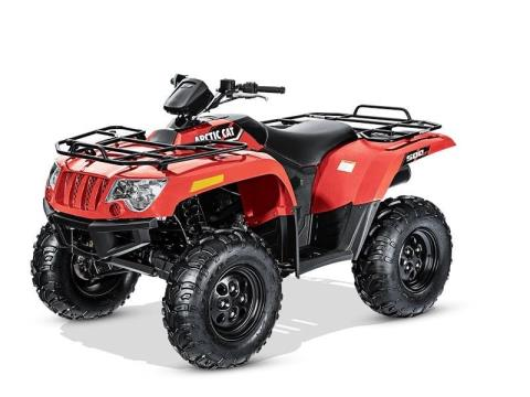 2016 Arctic Cat 500 in Marlboro, New York