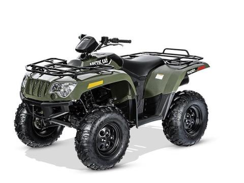 2016 Arctic Cat 500 in Shawano, Wisconsin