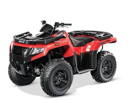 2016 Arctic Cat Alterra 400 in Shawano, Wisconsin
