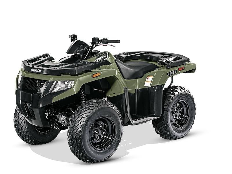 2016 Arctic Cat Alterra 400 for sale 2807