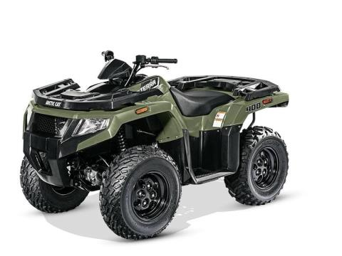 2016 Arctic Cat Alterra 400 in Roscoe, Illinois