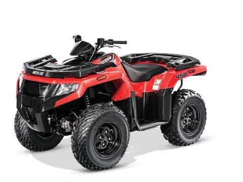 2016 Arctic Cat Alterra 450 in Marlboro, New York