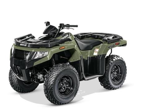 2016 Arctic Cat Alterra 450 in Marietta, Ohio