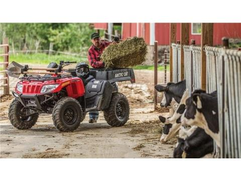 2016 Arctic Cat TBX 700 in Hillsborough, New Hampshire
