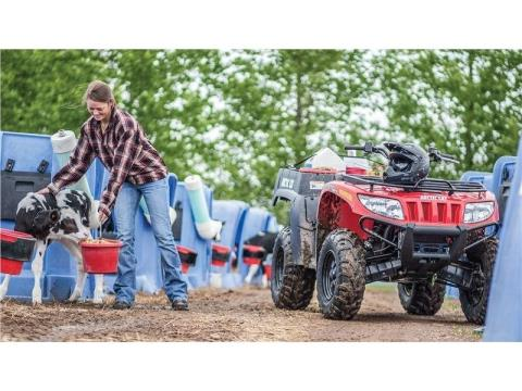 2016 Arctic Cat TBX 700 in Roscoe, Illinois