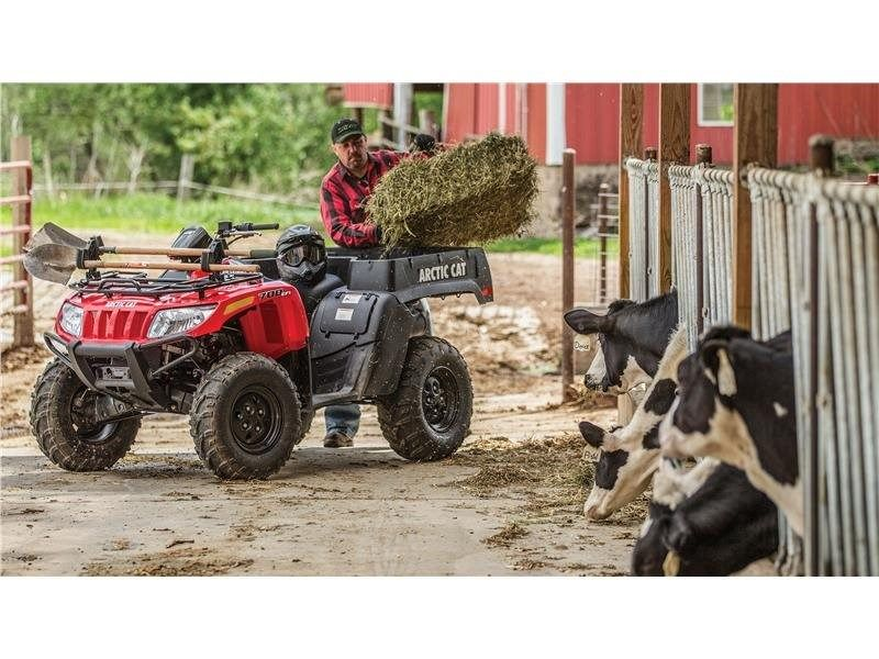 2016 Arctic Cat TBX 700 in Rothschild, Wisconsin