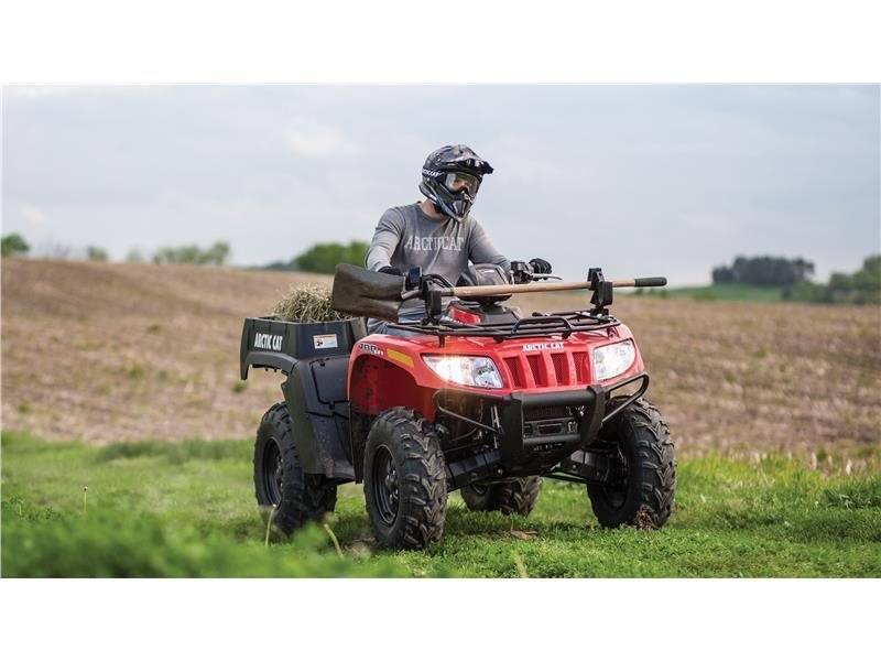 2016 Arctic Cat TBX 700 in Roscoe, Illinois - Photo 5