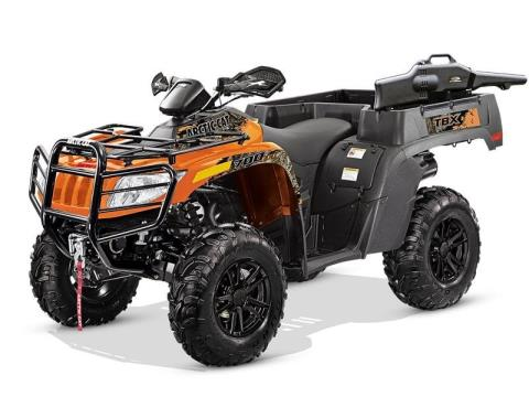 2016 Arctic Cat TBX 700 Special Edition in Roscoe, Illinois