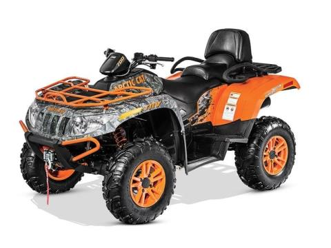 2016 Arctic Cat TRV 700 Special Edition in Roscoe, Illinois