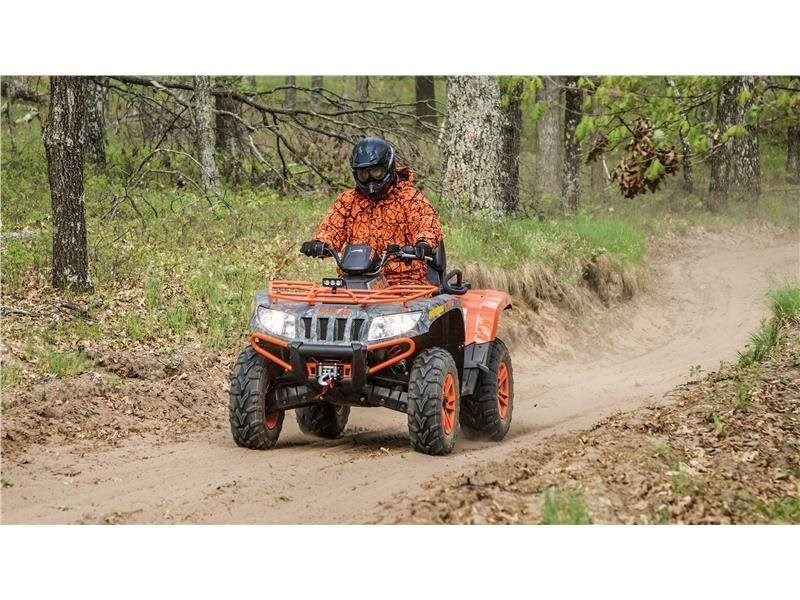 2016 Arctic Cat TRV 700 Special Edition in Mandan, North Dakota