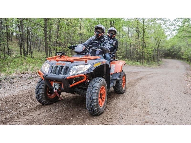 2016 Arctic Cat TRV 700 Special Edition in Roscoe, Illinois - Photo 3