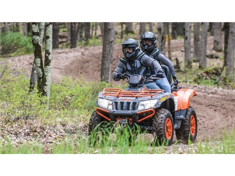2016 Arctic Cat TRV 700 Special Edition in Hamburg, New York