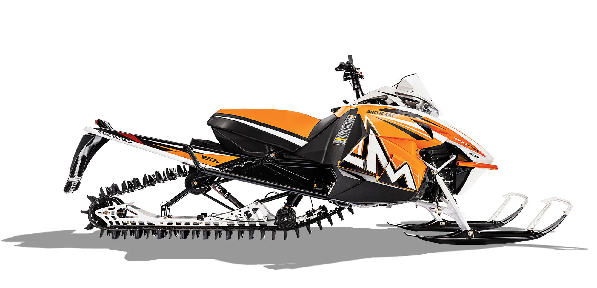 "2016 Arctic Cat M 6000 153"" Sno Pro ES in Roscoe, Illinois - Photo 1"