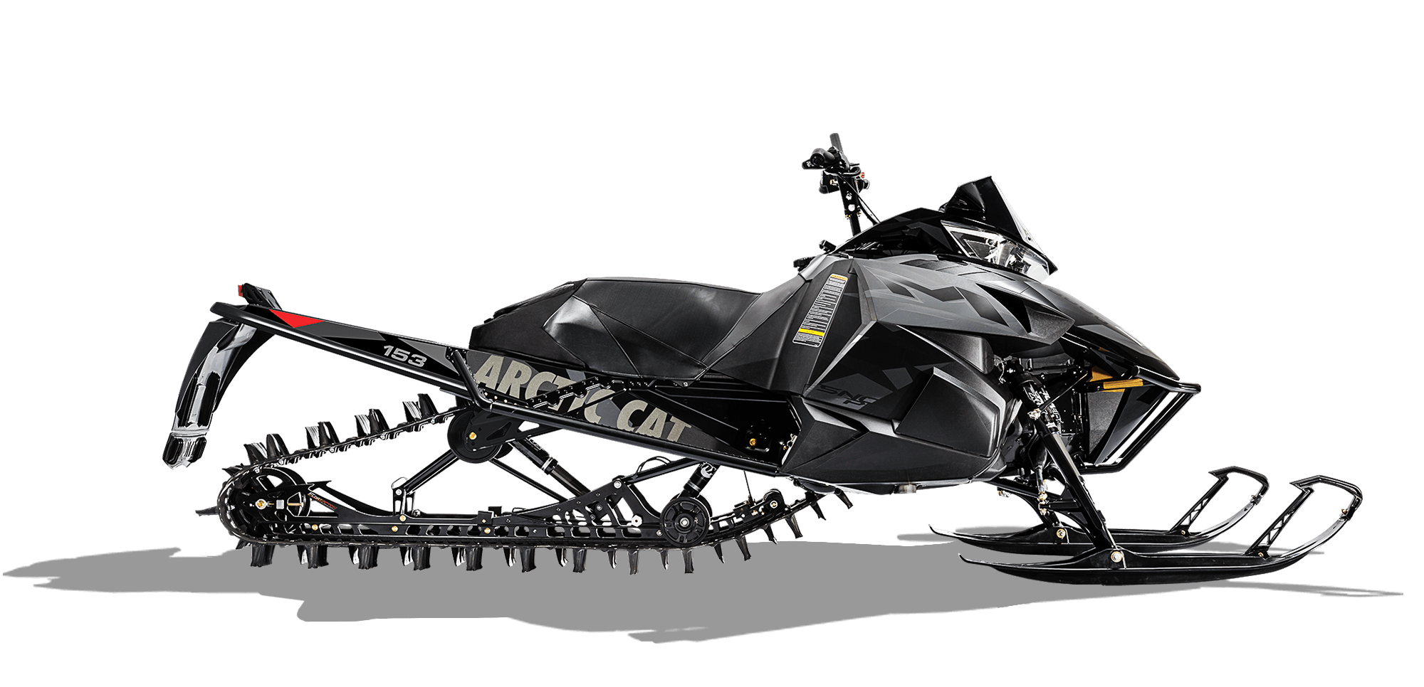 "2016 Arctic Cat M 8000 153"" Limited in Roscoe, Illinois"
