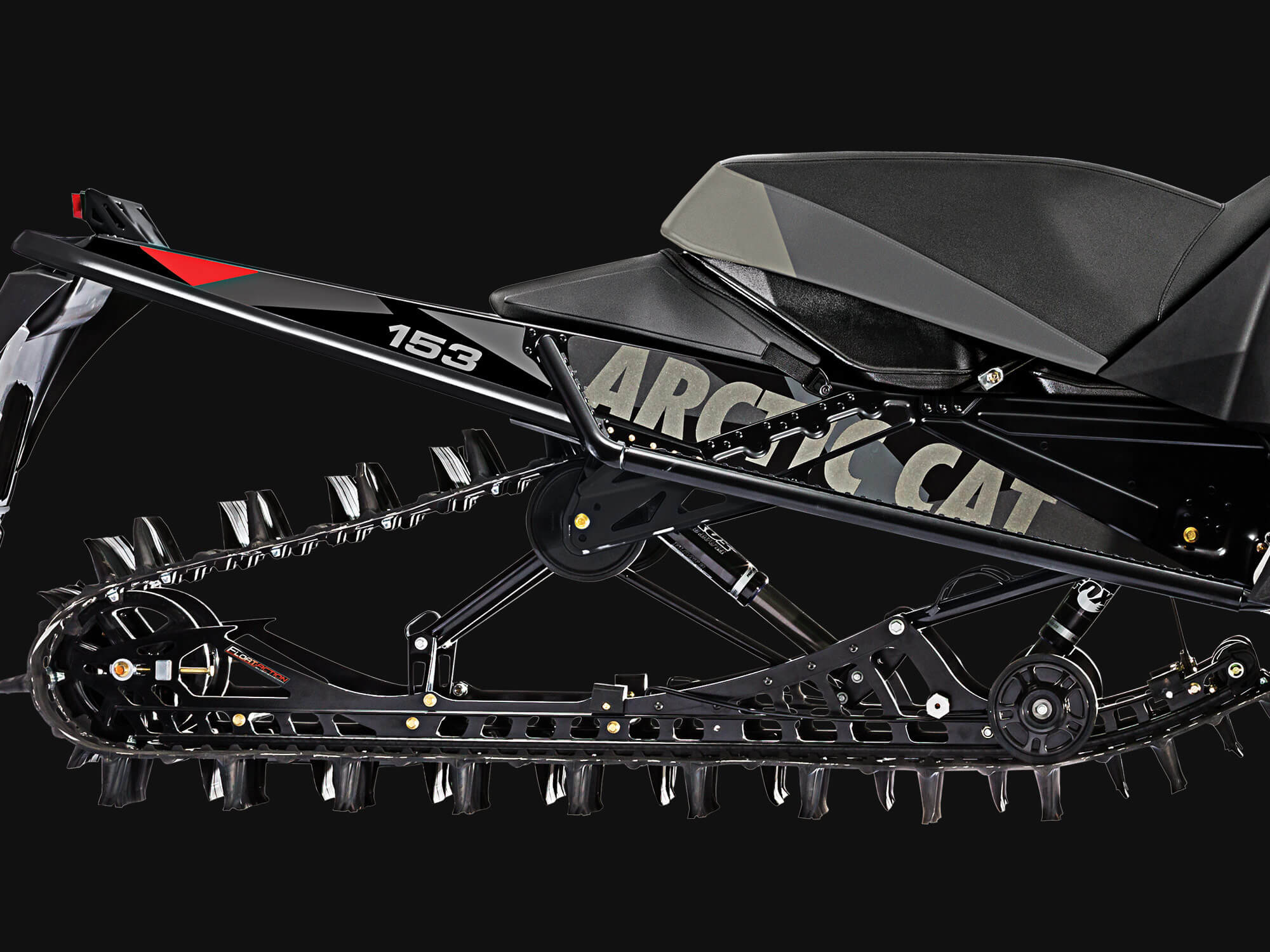 "2016 Arctic Cat M 8000 153"" Limited ES in Roscoe, Illinois"