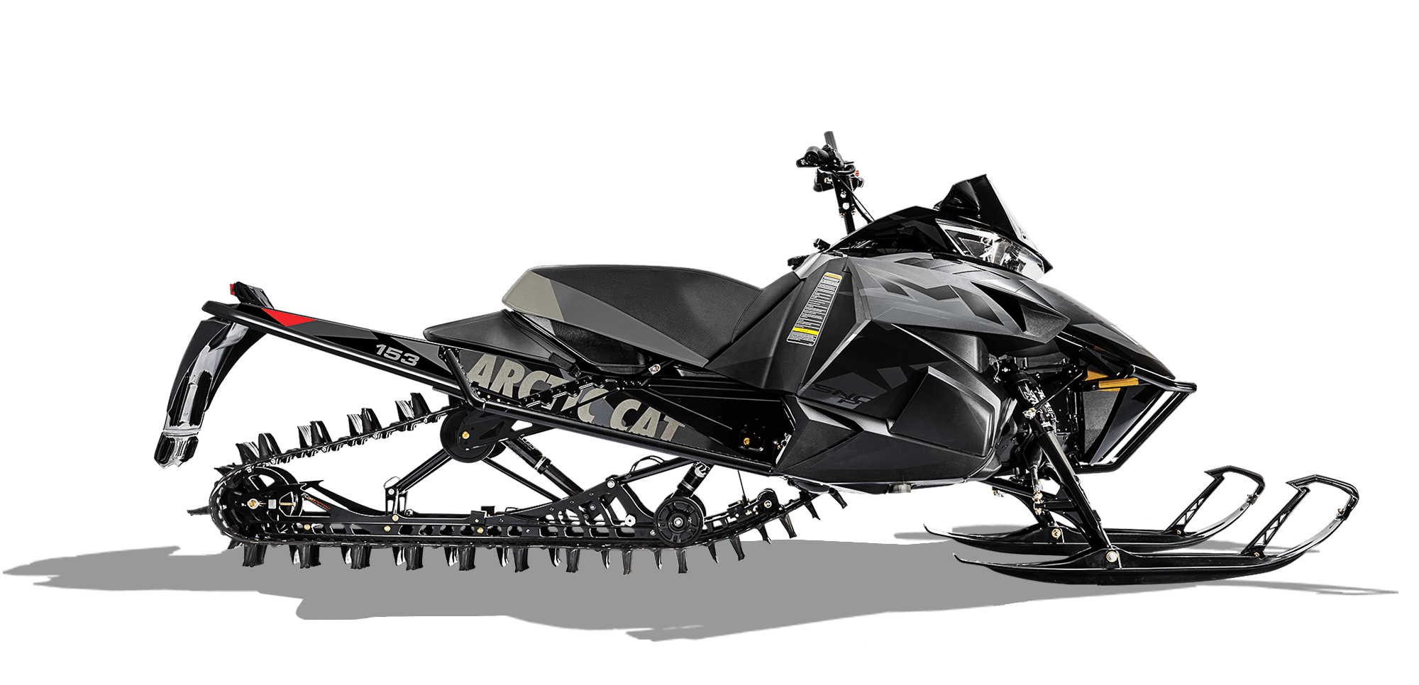 "2016 Arctic Cat M 8000 153"" Limited ES in Mazeppa, Minnesota"