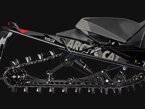 "2016 Arctic Cat M 8000 153"" Limited ES in Draper, Utah"