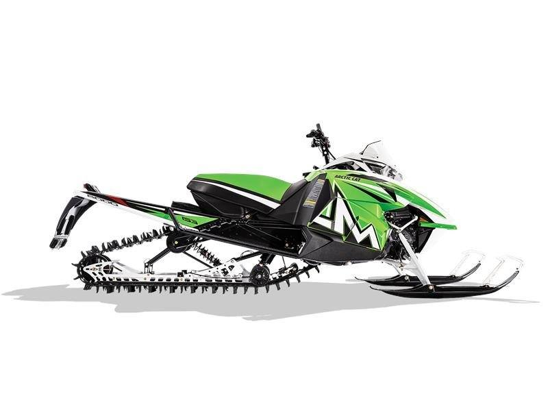 "2016 Arctic Cat M 8000 153"" SE ES in Hillsborough, New Hampshire"