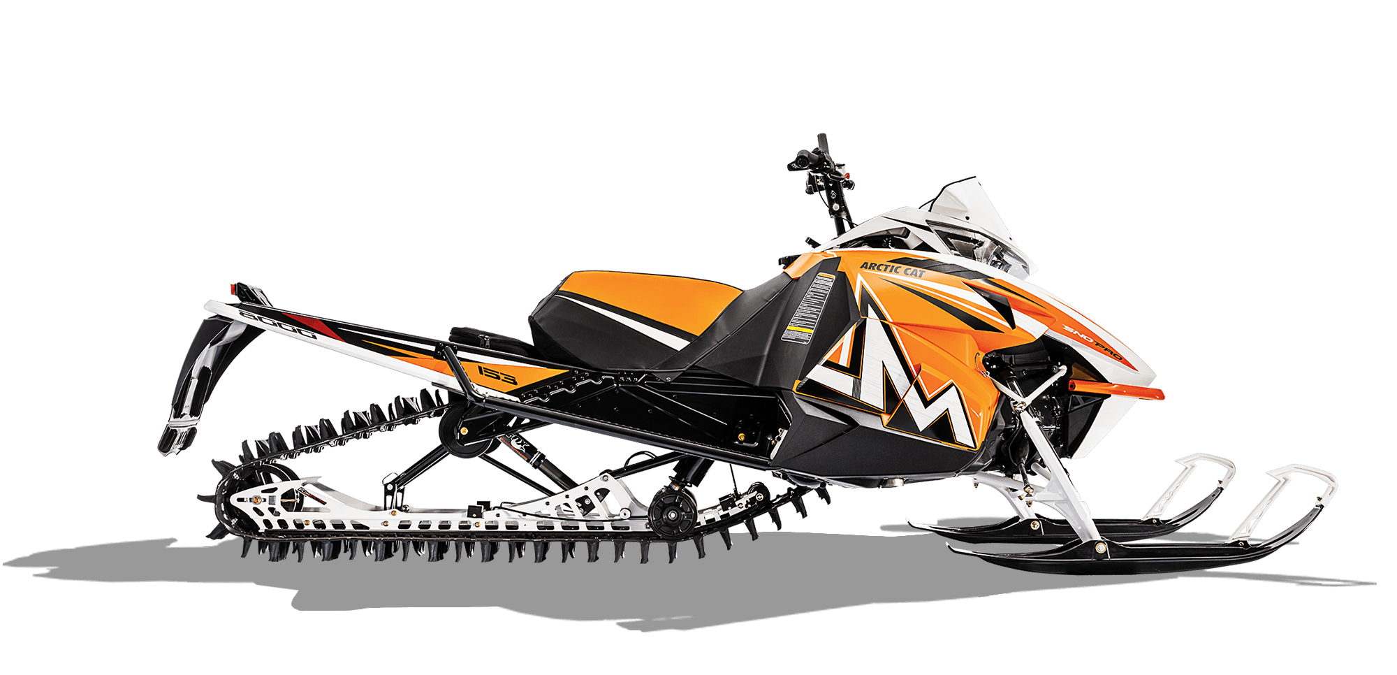 "2016 Arctic Cat M 8000 153"" Sno Pro in Barrington, New Hampshire"