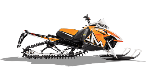 "2016 Arctic Cat M 8000 153"" Sno Pro in Lincoln, Maine"