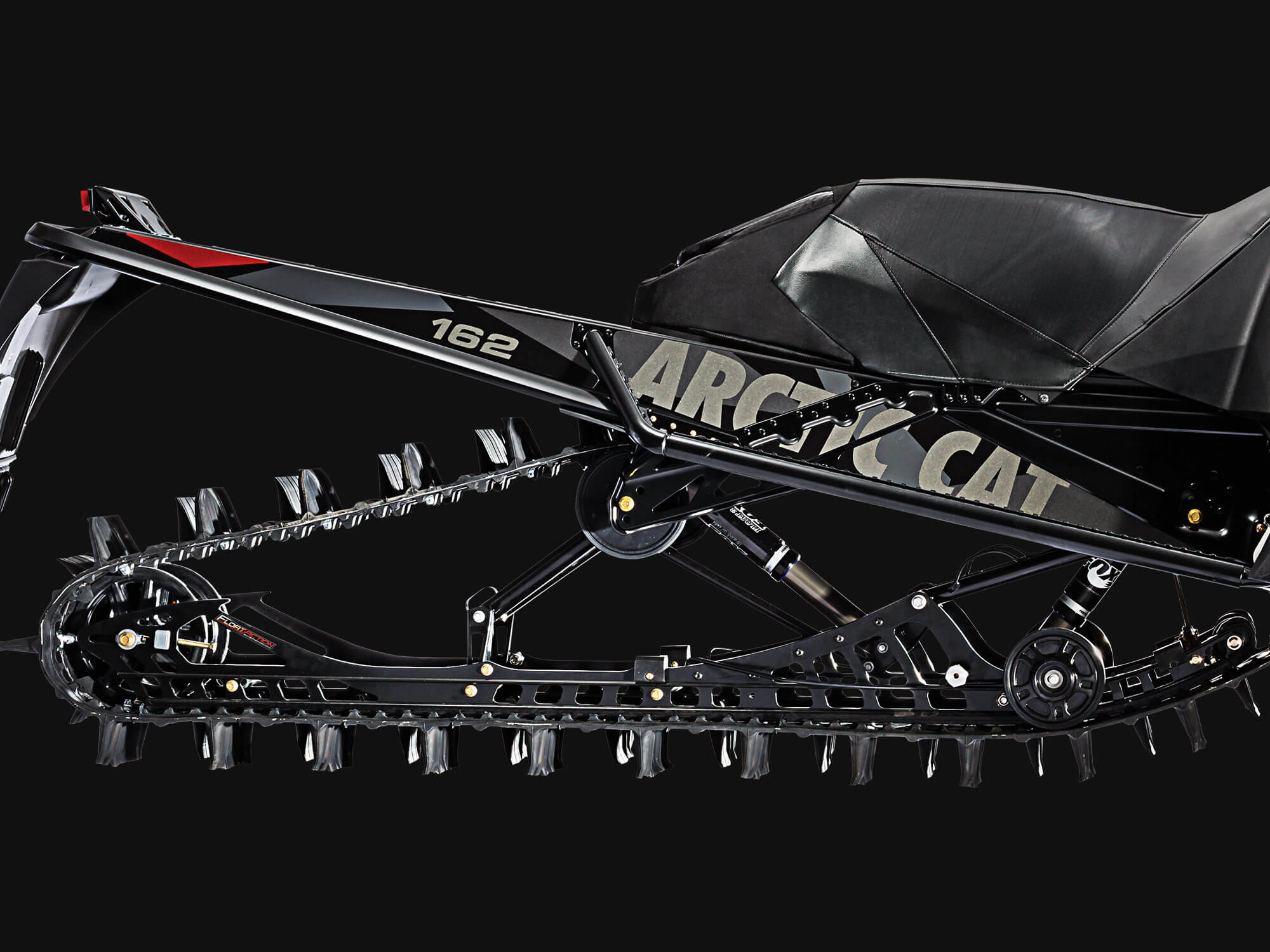 "2016 Arctic Cat M 8000 162"" Limited ES in Roscoe, Illinois"
