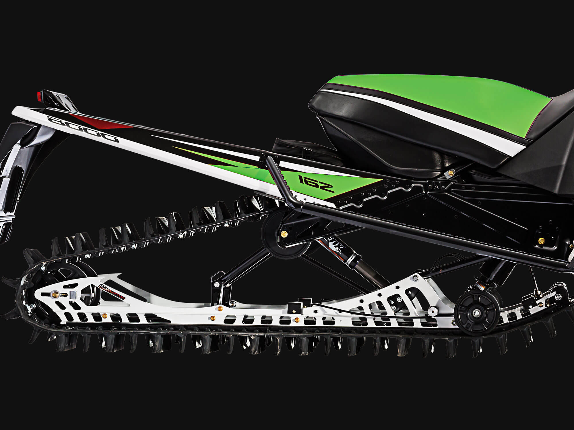 "2016 Arctic Cat M 8000 162"" Sno Pro in Barrington, New Hampshire"