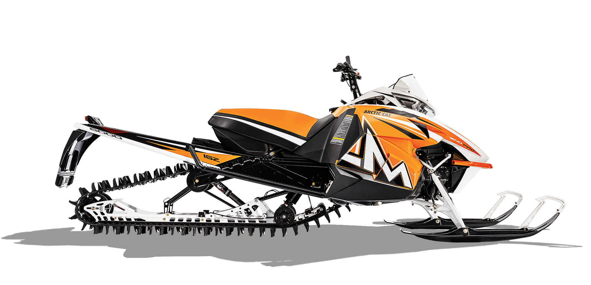 "2016 Arctic Cat M 8000 162"" Sno Pro ES in Yankton, South Dakota"