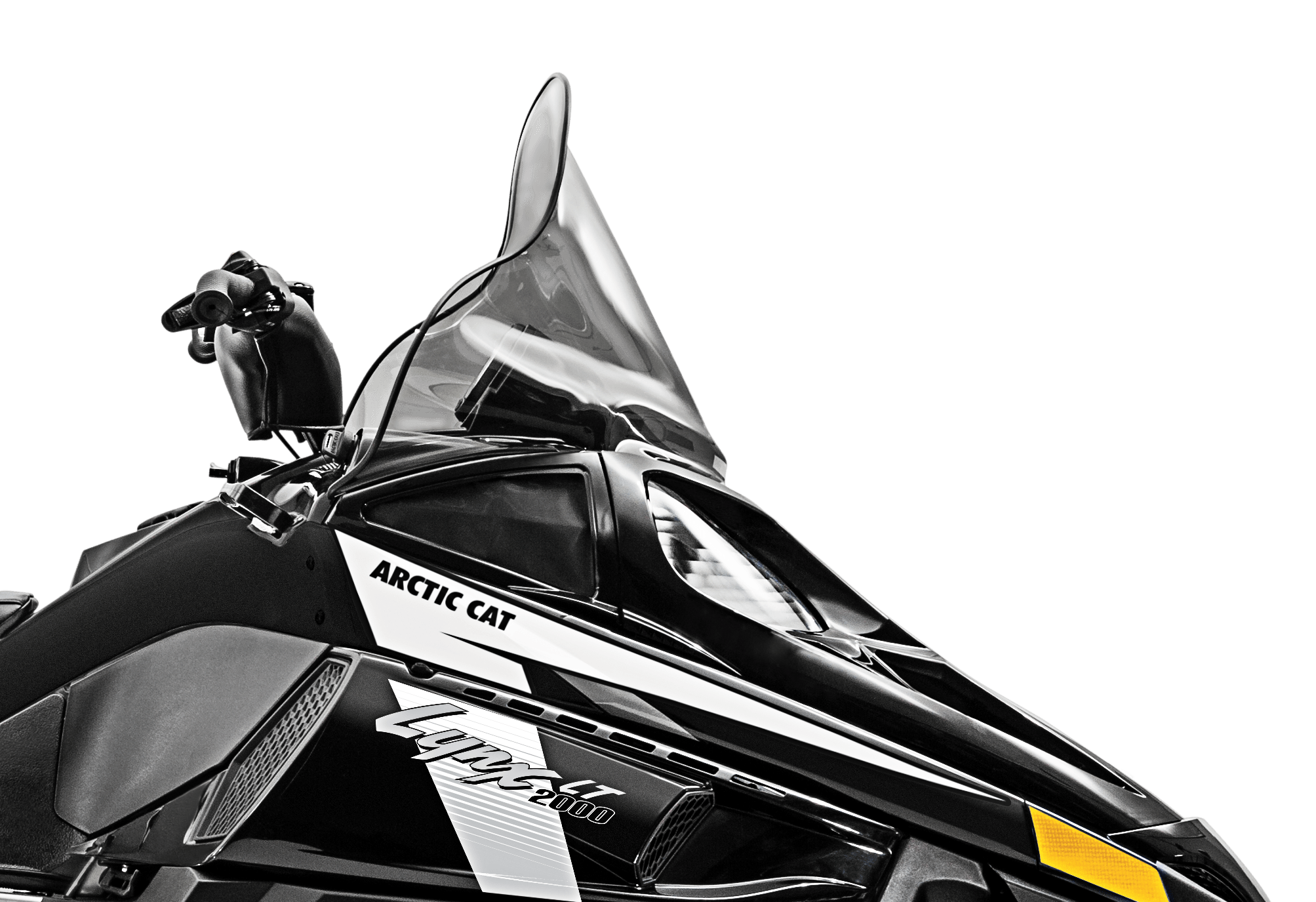 2016 Arctic Cat Lynx 2000 LT in Roscoe, Illinois