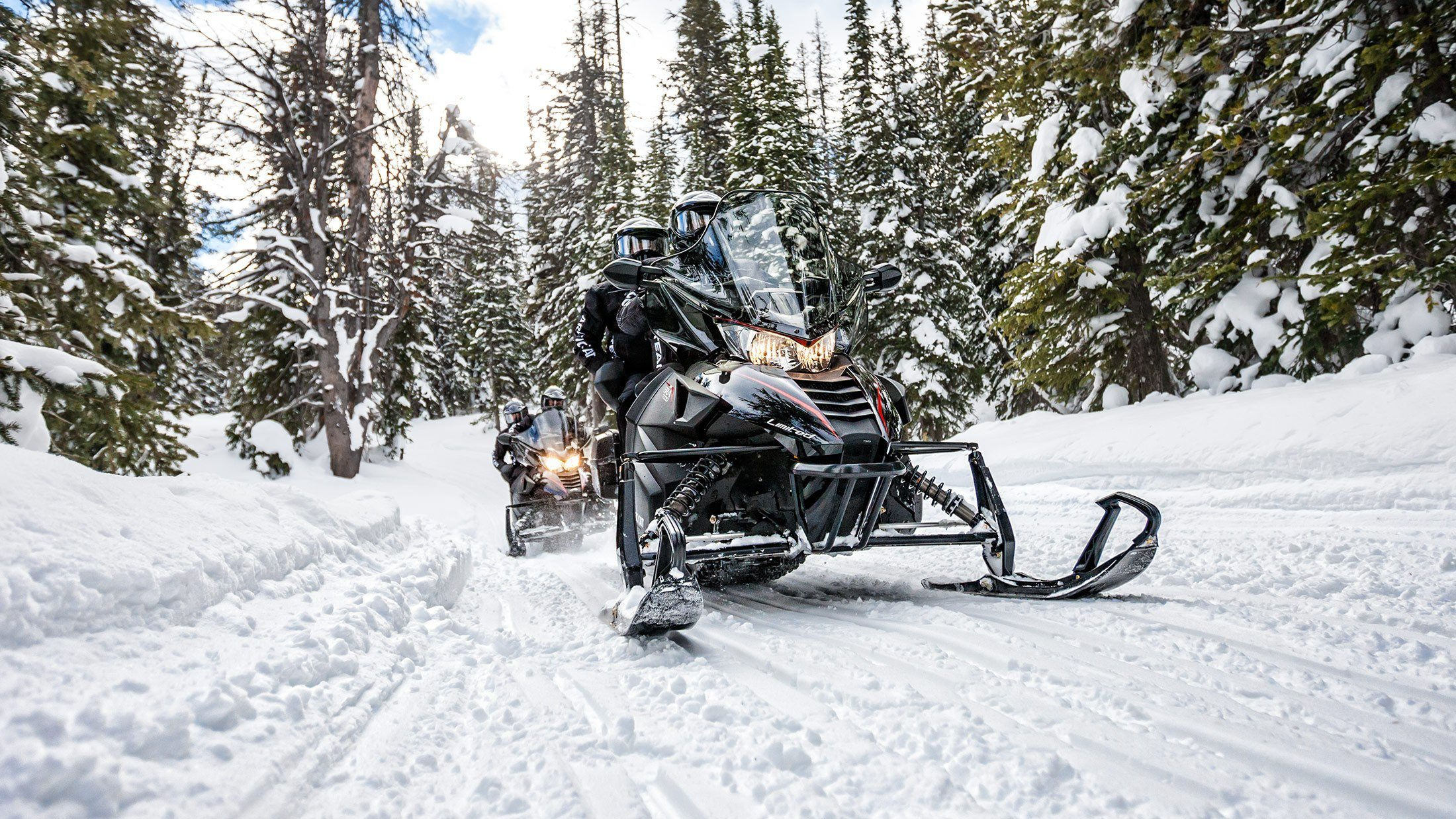2016 Arctic Cat Pantera 7000  XT Limited in Fairview, Utah