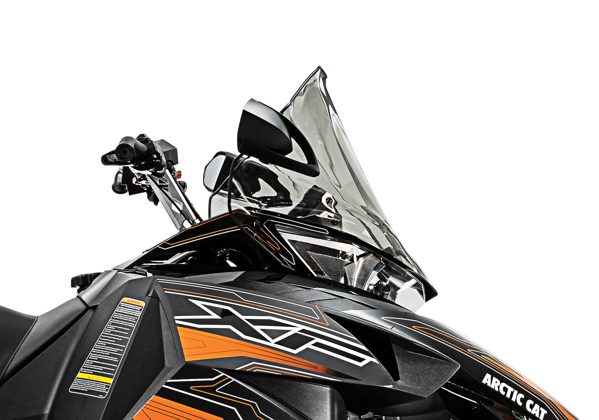 "2016 Arctic Cat XF 6000 137"" CrossTrek  ES in Zulu, Indiana"