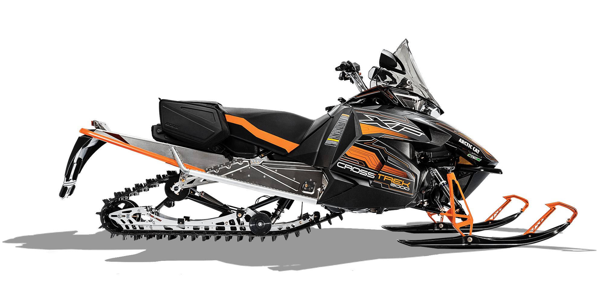 "2016 Arctic Cat XF 6000 137"" CrossTrek  ES in Twin Falls, Idaho - Photo 1"